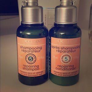 Loccitane Shampoo + Conditioner